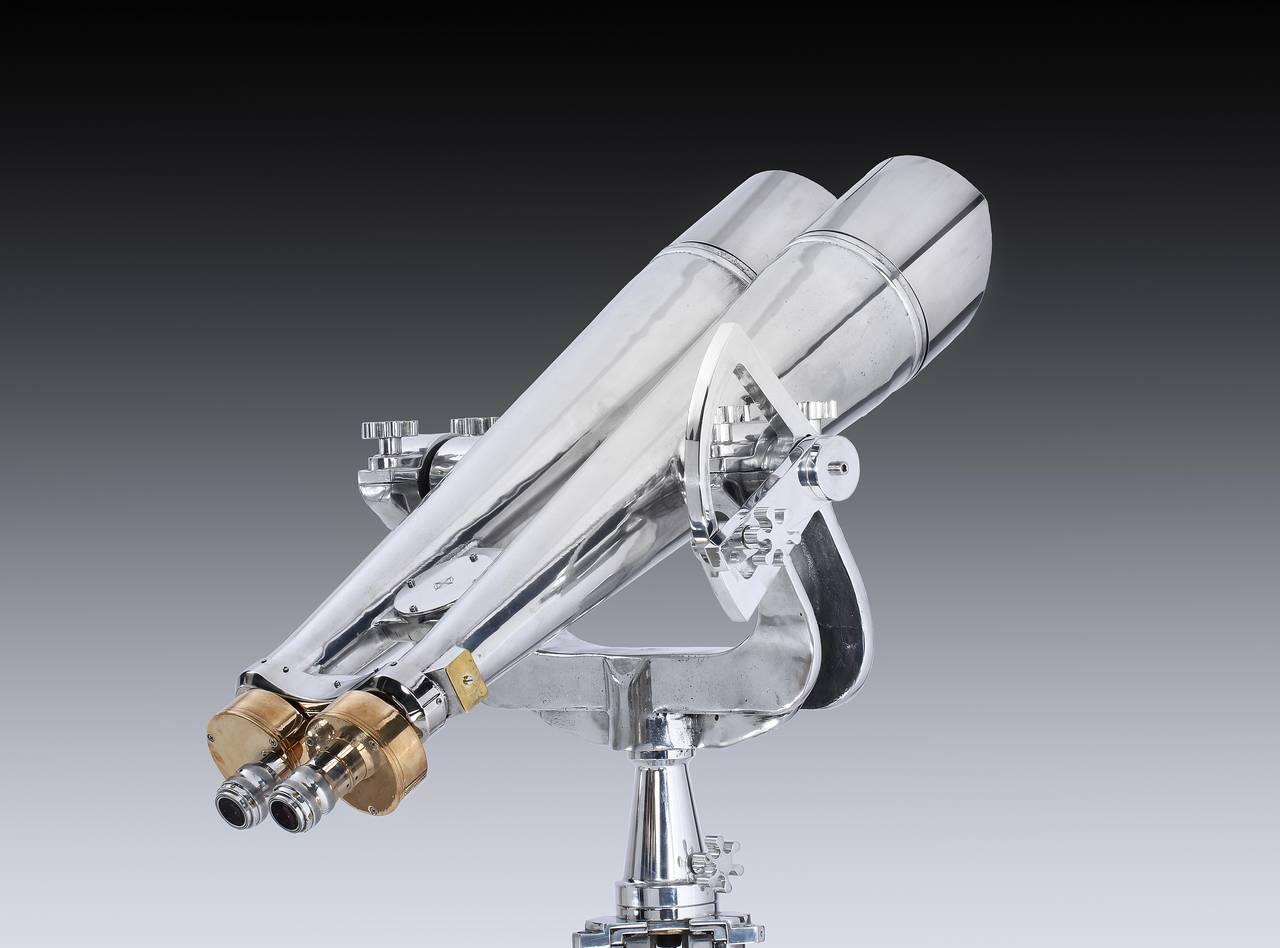 wwii japanese long range binoculars by nikko at 1stdibs