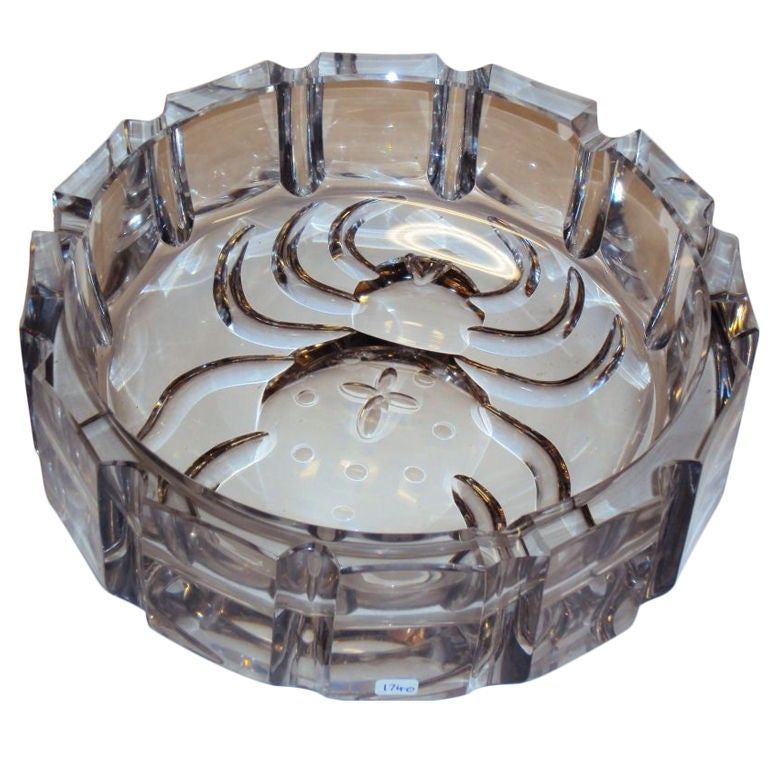 Scarab Cigar Ashtray 1950 For Sale At 1stdibs