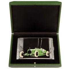 Art Deco Daimler cigarette case by E. Zwickel