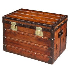 Packing case trunk by Louis Vuitton Emballeur