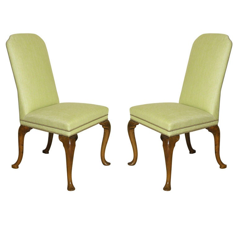 Queen Anne Style Chairs At 1stdibs