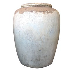 Large 19th Century Ceramic Jar