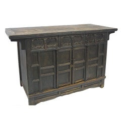 17th Century Cabinet in Exceptional Condition