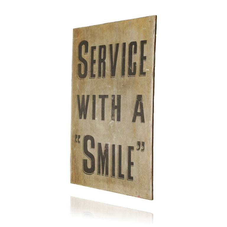 Harlequin | service with a smile