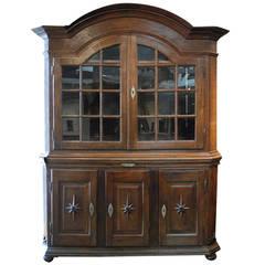 1760 Century Dutch Display Cabinet