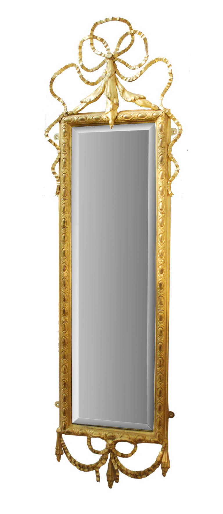 20th century english tall gold mirrors for sale at 1stdibs for Tall mirrors for sale