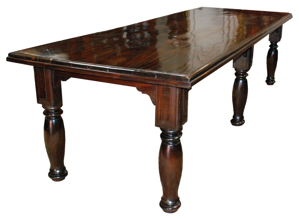 British Colonial Table Late 19th Century At 1stdibs