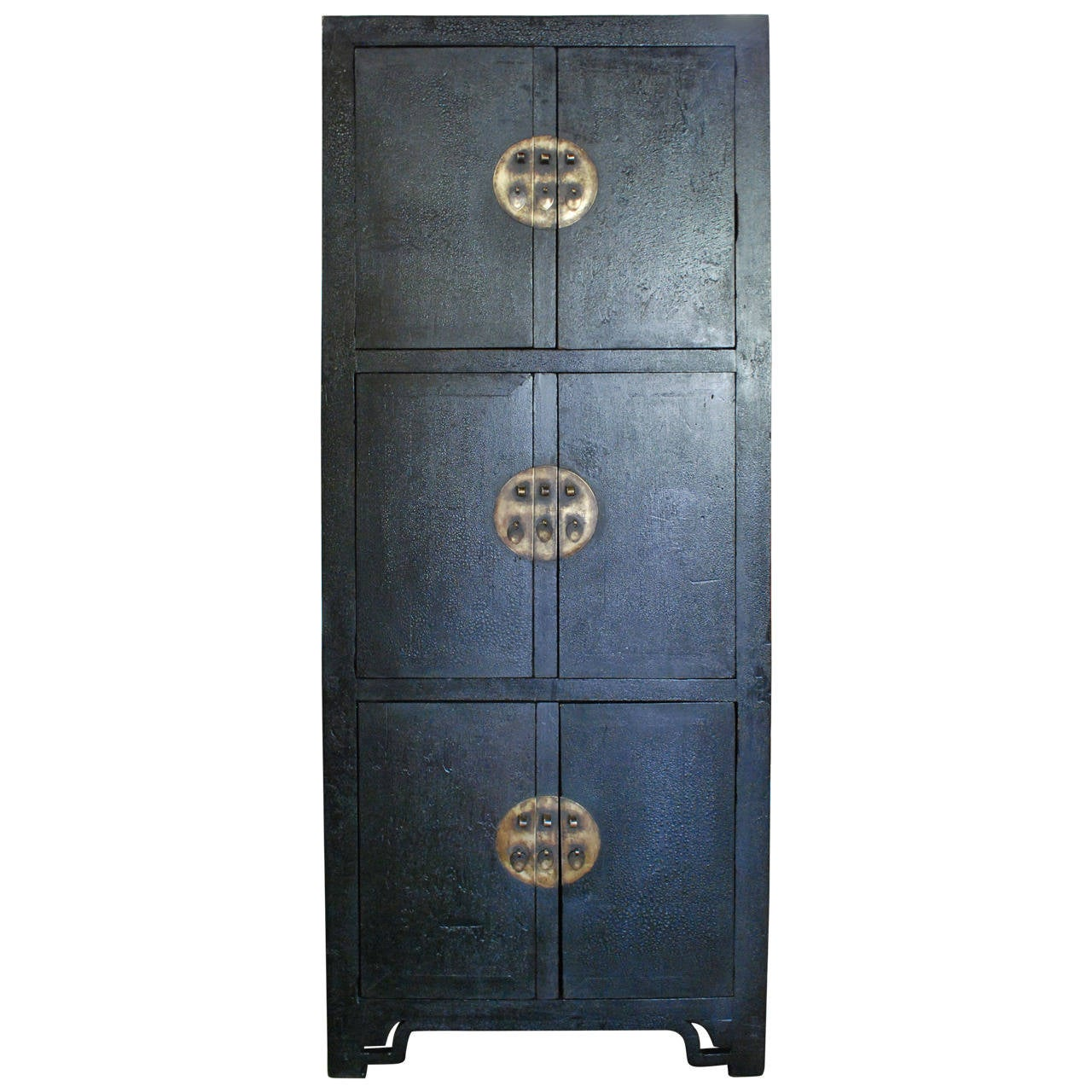 Tall Chinese Cabinet For