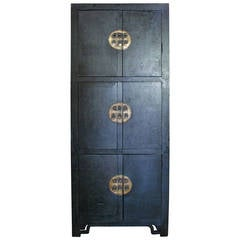 Tall Chinese Cabinet