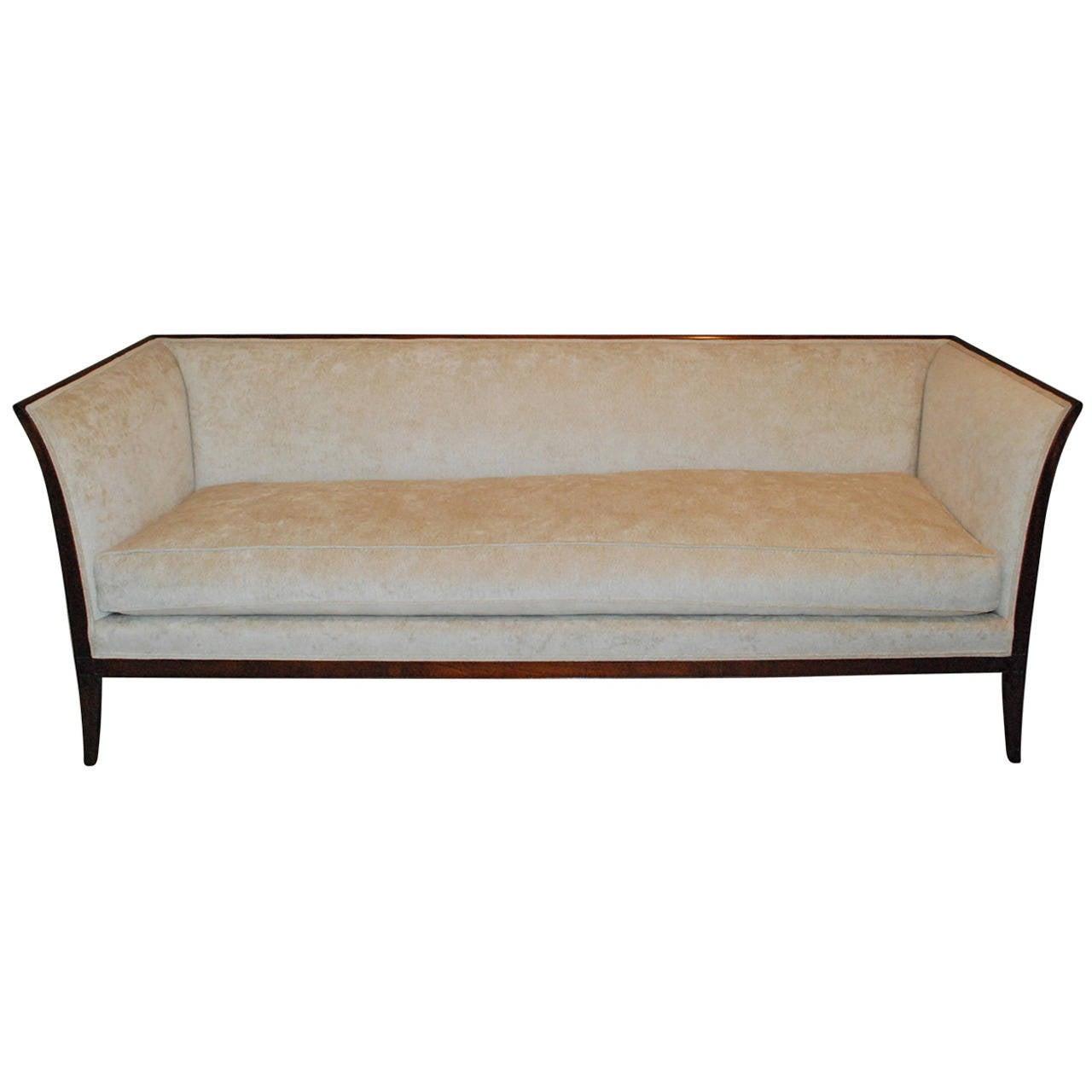 Albert Sofa Fully Upholstered