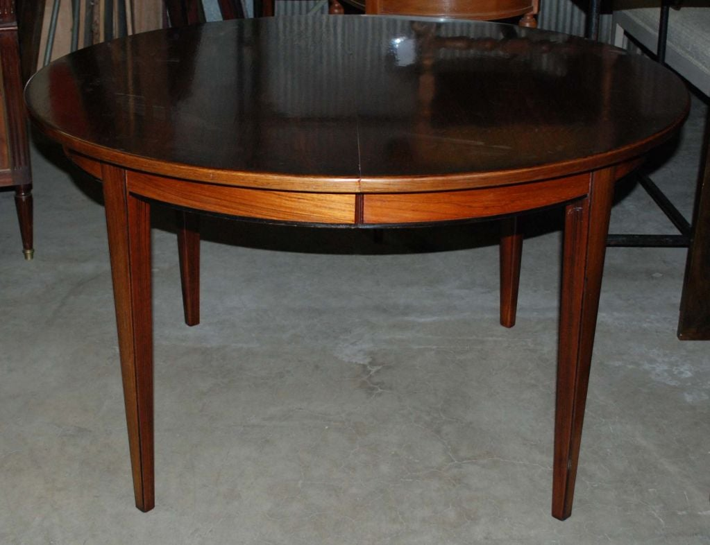 This Mid Century Modern Dining Table Circa 1960 Is No Longer