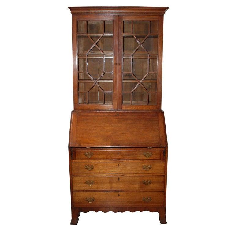 American Federal Period Secretary Desk C 1780 1800 At