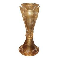 Murano Horse Head Vase, 20th Century