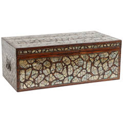 Mother-of-Pearl Trunk