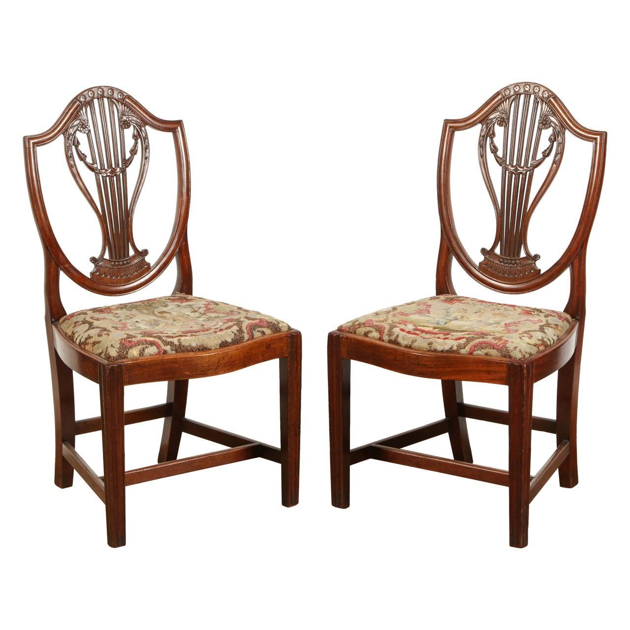 early georgian furniture - photo #23