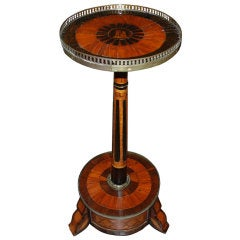 Napoleon III Occasional Table, Circa 1875