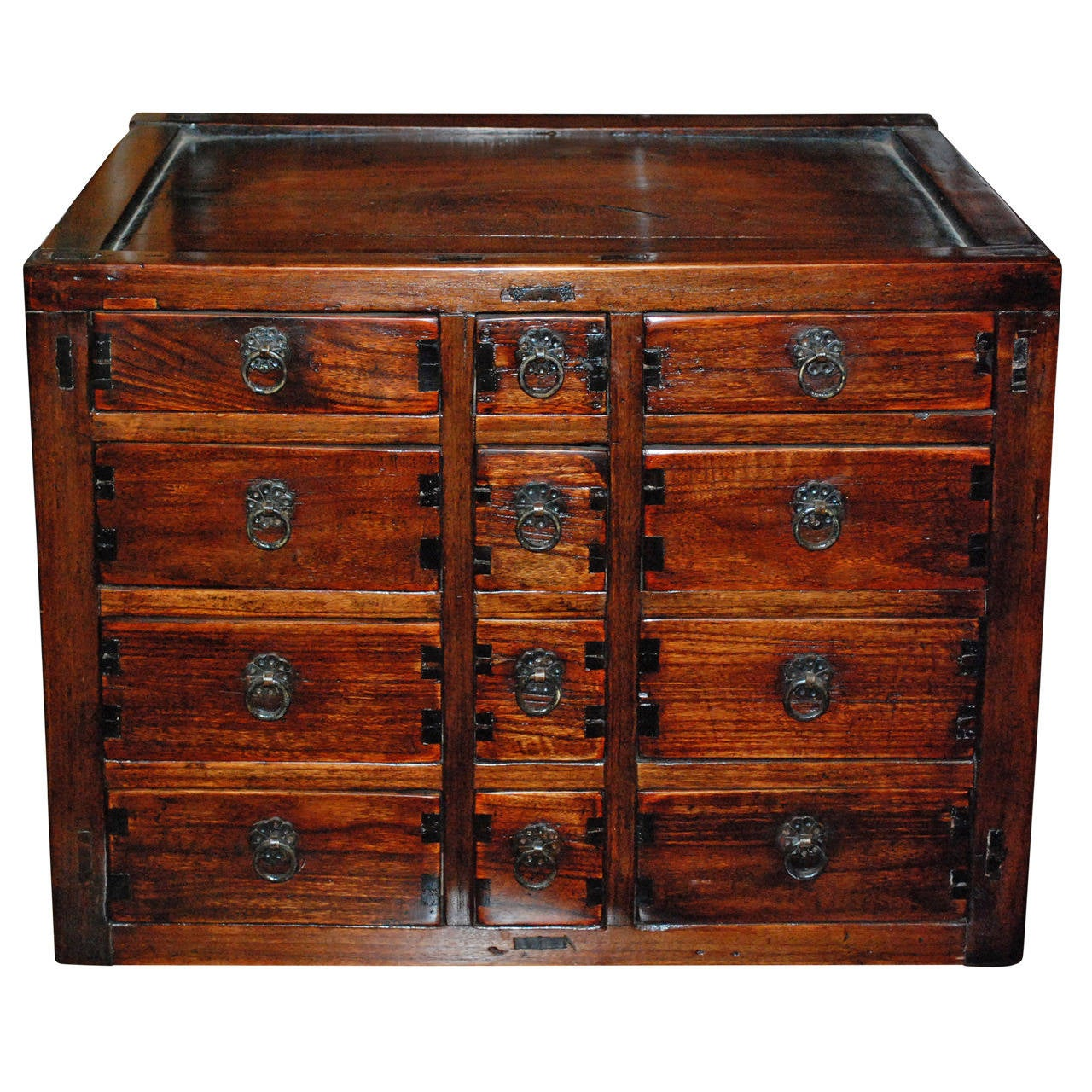 Superieur Miniature Chinese Medicine Cabinet For Sale