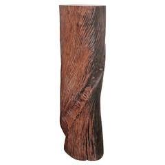 Organic Ironwood Side Table