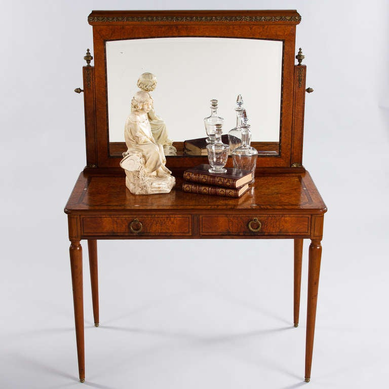 Louis Xvi Style Vanity Table At 1stdibs