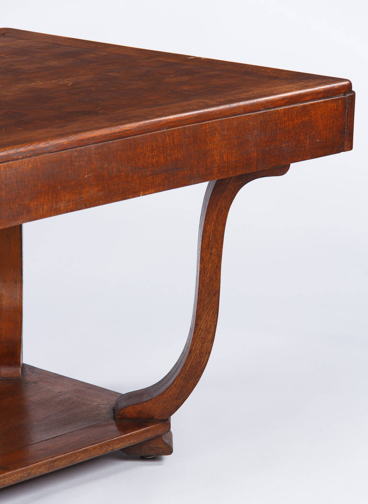 1930s French Parquet Top Table at 1stdibs : 8l from www.1stdibs.com size 1280 x 1749 jpeg 165kB
