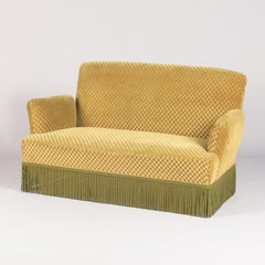 French Vintage 1940's French Sofa