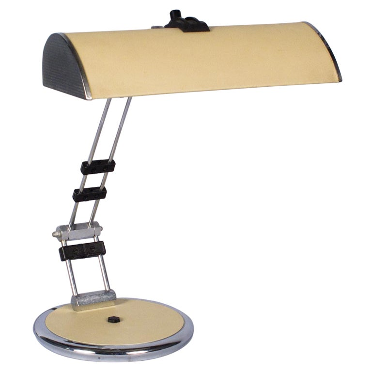 French 1960 s Vintage Desk Lamp at 1stdibs
