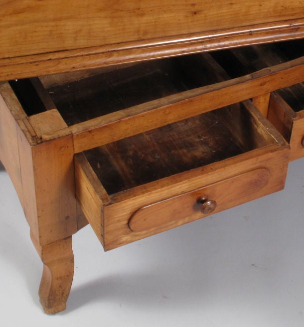 French Period Louis Philippe Petrin Dough Table 9