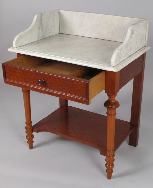 Louis philippe toilet table at 1stdibs for Table louis philippe