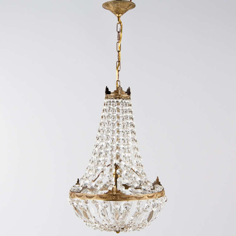 French Style Crystal Chandeliers
