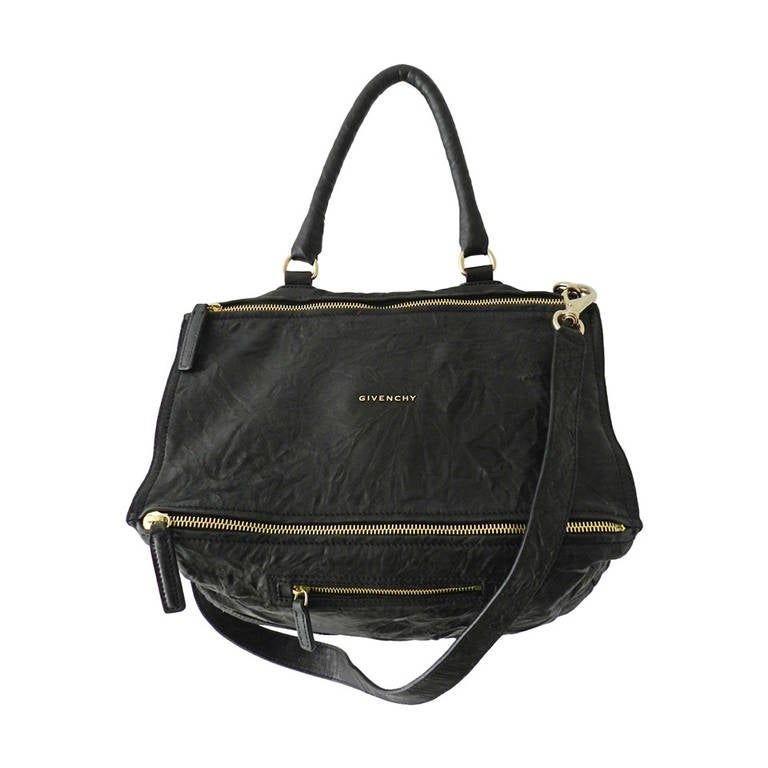 b21a493970 Givenchy Pandora Large Washed Leather Bag at 1stdibs