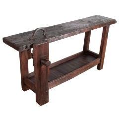 French Etabli Carpenter's Workbench