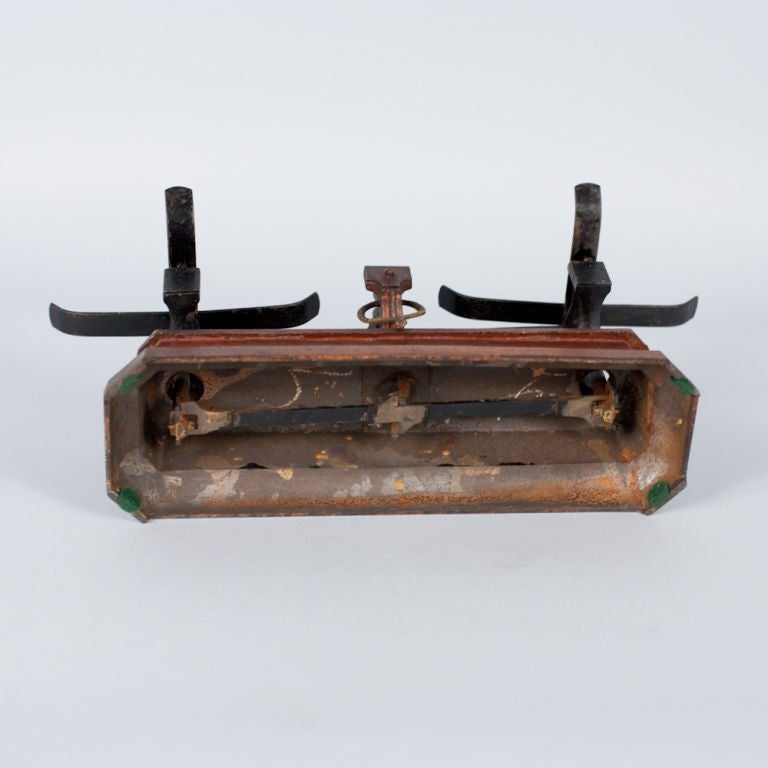 French Apothecary Metal Scale 4