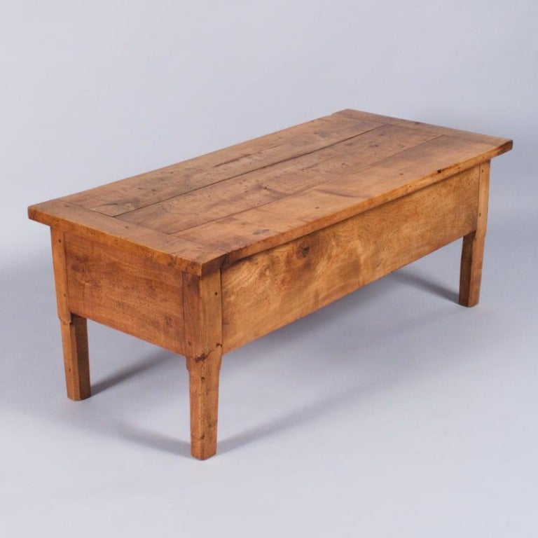 Country French Farm Coffee Table At 1stdibs