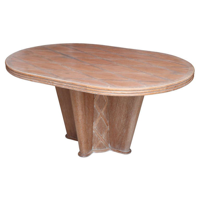 Dining table limed oak dining table - Limed oak dining tables ...
