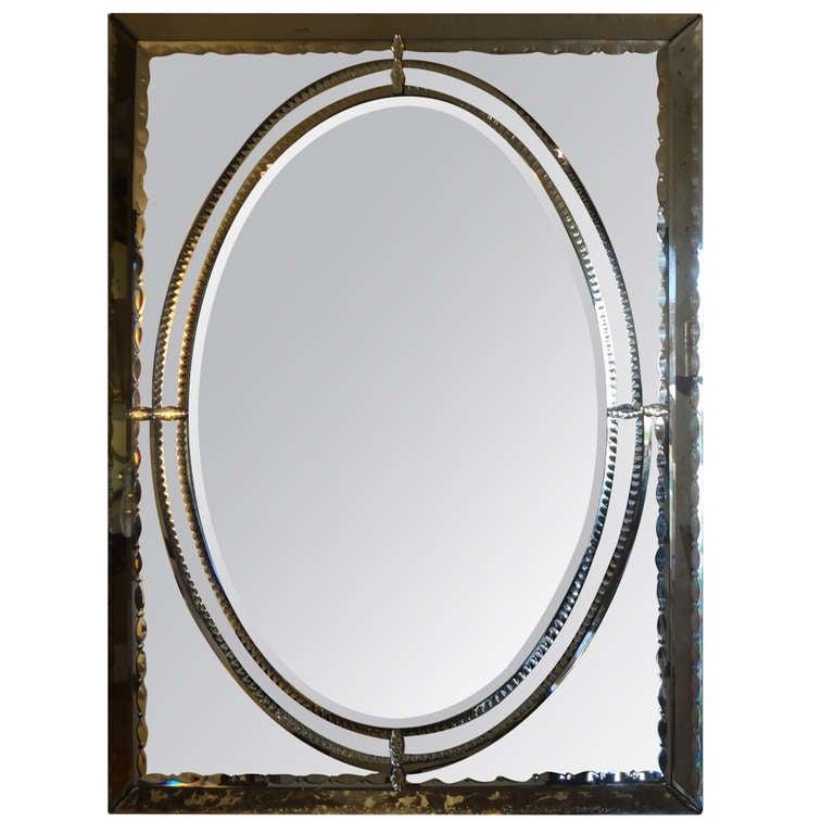 Venetian Mirror at 1stdibs