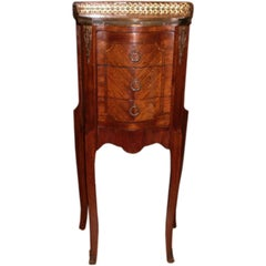 French Louis XVI Style Chest or Nightstand