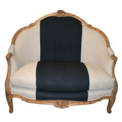 19th Century French Louis XV Style Marquise/Canape