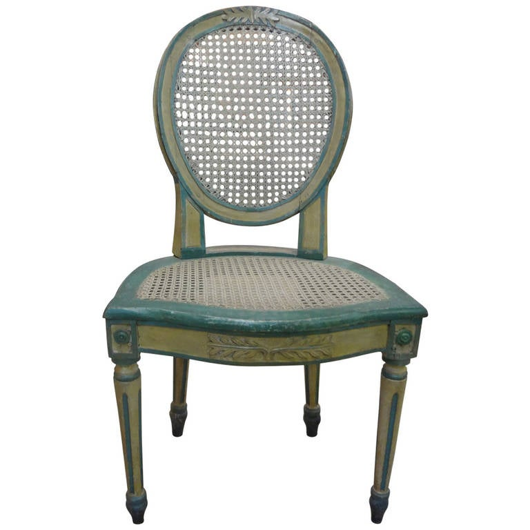 19th Century French Louis XVI Style Chair at 1stdibs