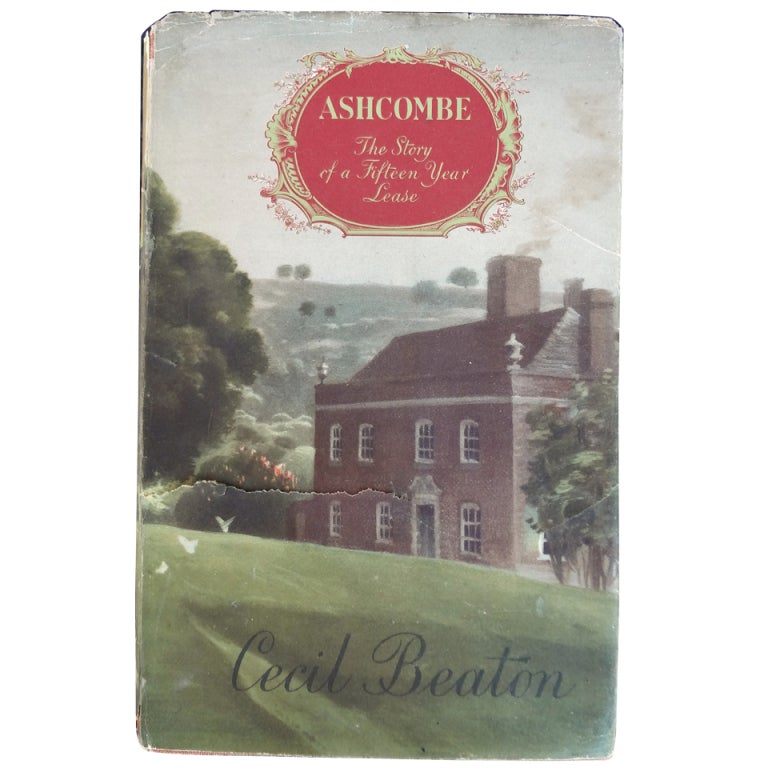 """""""Ashcombe"""" Book, by Cecil Beaton, Signed & Inscribed, Property of Greta Garbo For Sale"""