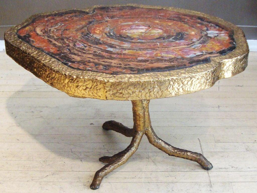 Petrified Wood Coffee Table January 2018 GOOQLEWIN