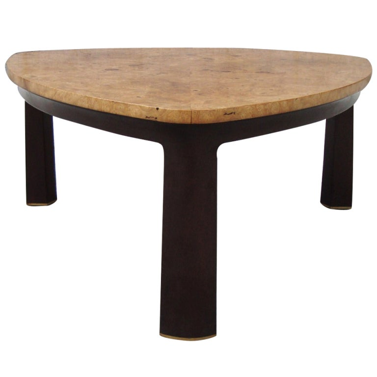 Chic 1950s Edward Wormley For Dunbar Cocktail Table At 1stdibs