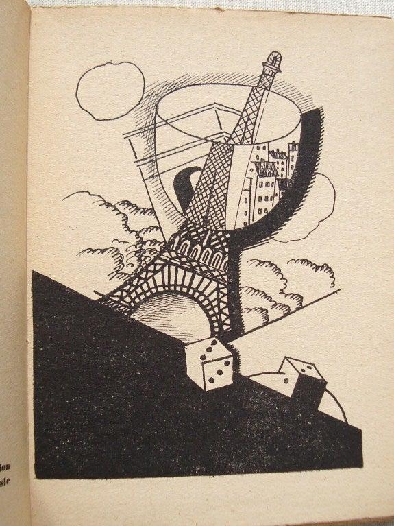 20th Century Cocktails De Paris Book