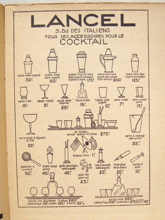 Cocktails De Paris Book 2