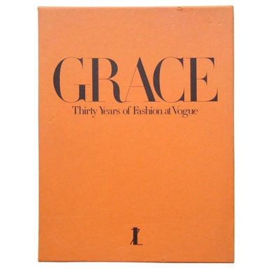 Grace: Thirty Years of Fashion At Vogue Book