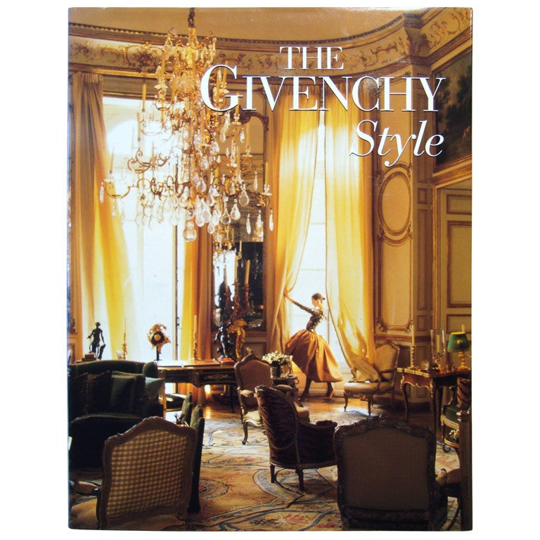 Book Furniture: The Givenchy Style Book At 1stdibs