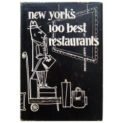 New York's 100 Best Restaurants Book