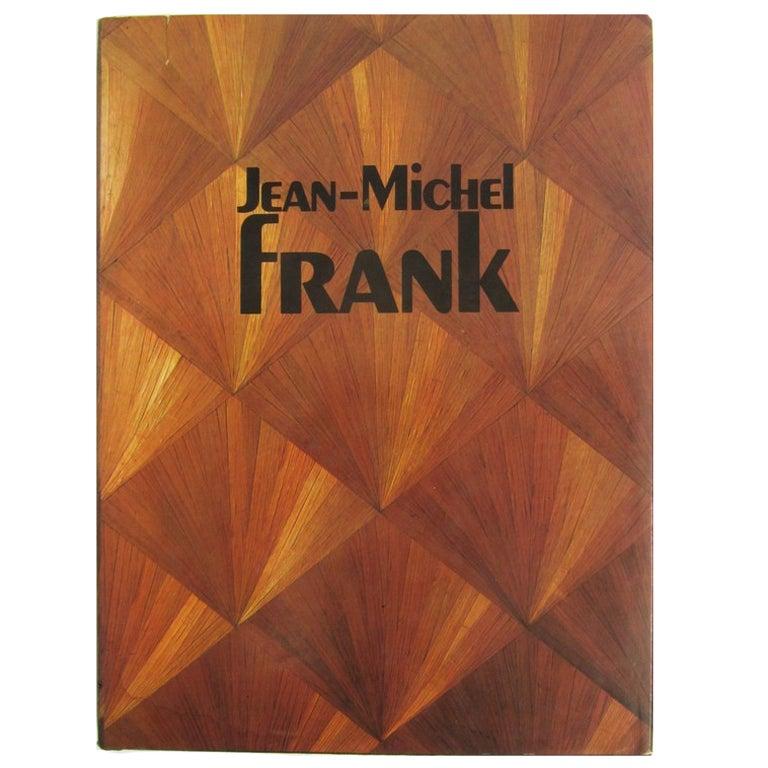 jean michel frank book 1st edition at 1stdibs. Black Bedroom Furniture Sets. Home Design Ideas