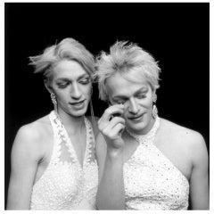 """""""Ronnie and Jay"""", Annie Adjchavanich, 1991"""
