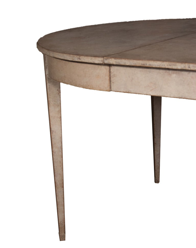 gustavian dining table at 1stdibs