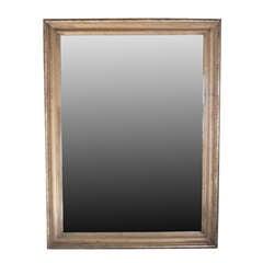 Gilt Napoleon III Rectangular Mirror